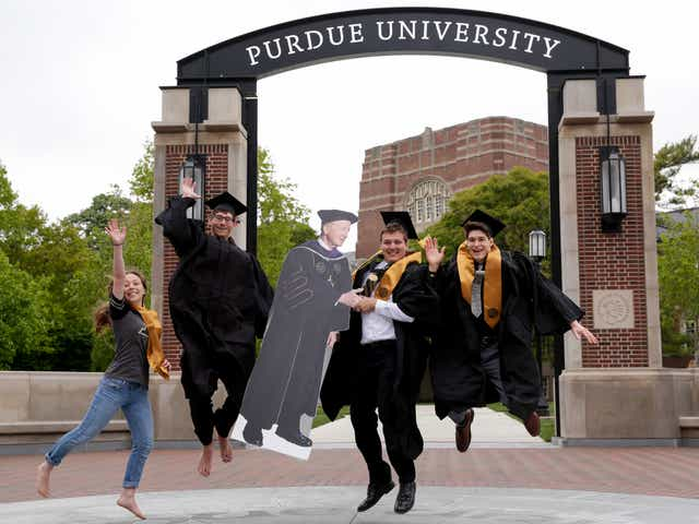 Mitch Daniels, Purdue University, and the COVID-19 Calculus