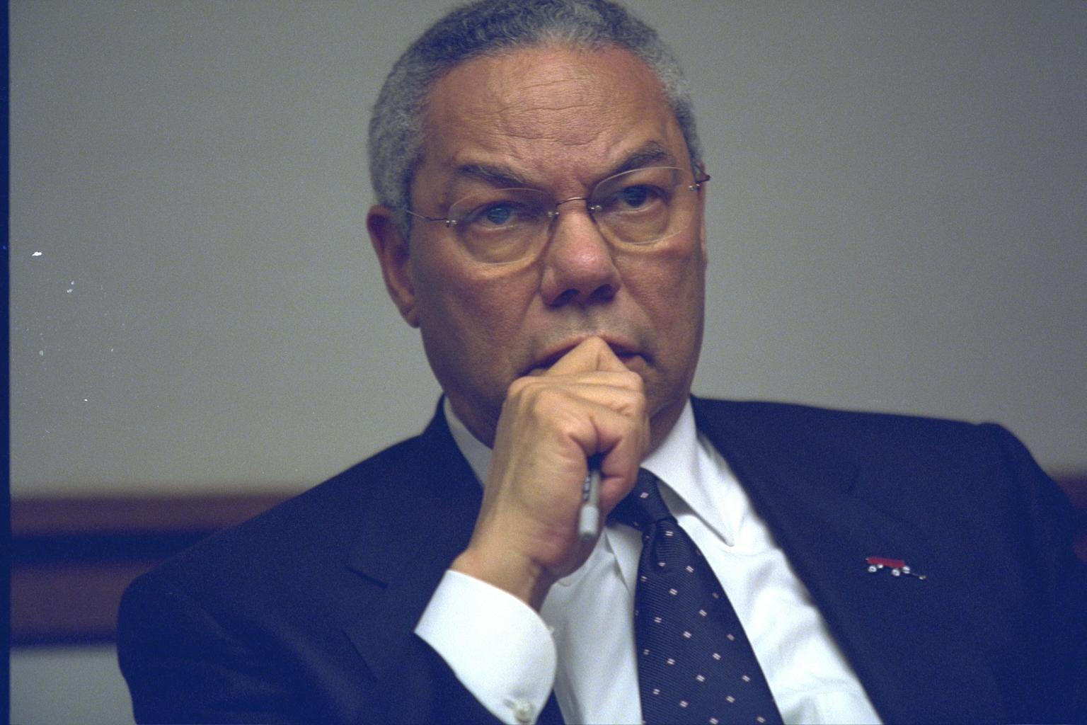 Who Killed Colin Powell? Higher Education and COVID Denial